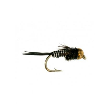 beadhead copper john zebra