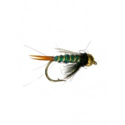 Ales Brown Magic Small Stonefly CDC BL