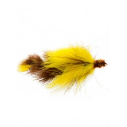 double peanut yellow and brown