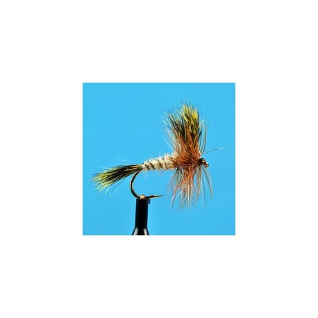 Marabou Tail Hares Ear Olive