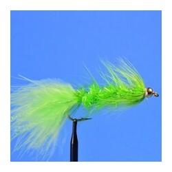 Bead Head Krystal Bugger   Chartreuse