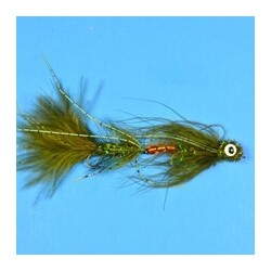Red Ribbed Tan Czech Nymph
