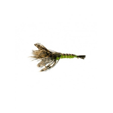 Sparkle Caddis Pupa Tan